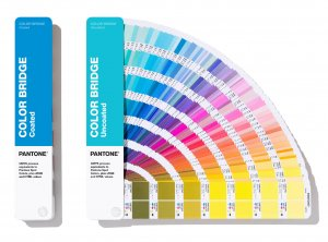 PANTONE Color Bridge Guide Set (powlekane i niepowlekane)