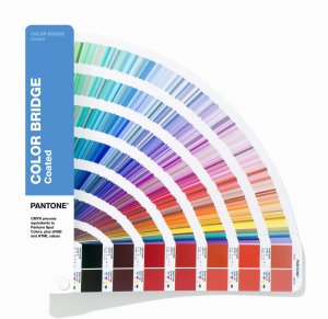 PANTONE Color Bridge Guide (powlekane)
