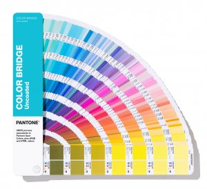 PANTONE Color Bridge Guide (niepowlekane)