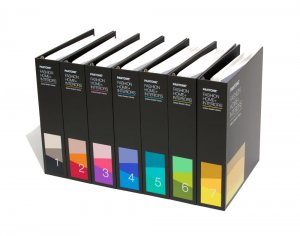 PANTONE Fashion & Home Cotton Swatch Library