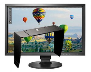 Monitor EIZO ColorEdge CS2410 + ColorNavigator + Kaptur