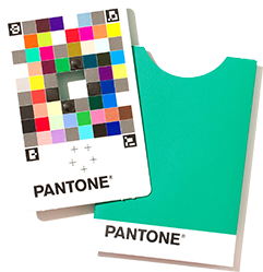 PANTONE Color Match Card - karta kolorów