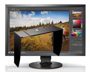 Monitor EIZO ColorEdge CS2420 + ColorNavigator + Kaptur