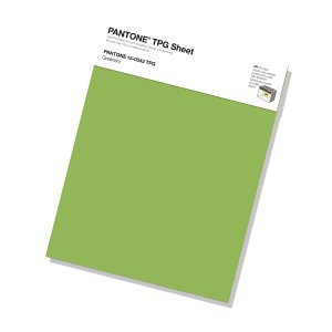 PANTONE TPG Sheet - pojedyncza karta z kolorem Fashion Home & Interiors