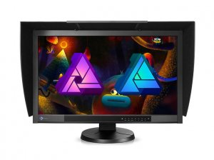Monitor EIZO ColorEdge CG277 + Gratis Affinity Photo lub Designer