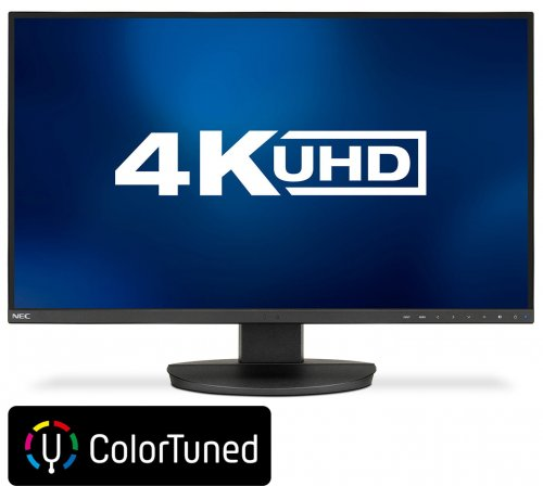 Monitor NEC Multisync EA271U-BK-ColorTuned / Skalibrowany