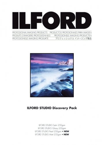 Ilford Studio Discovery Pack 10x15