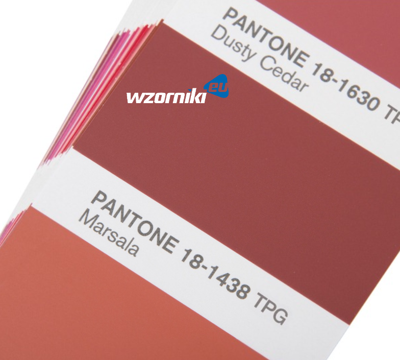 Pantone Fashion and Home + Interiors