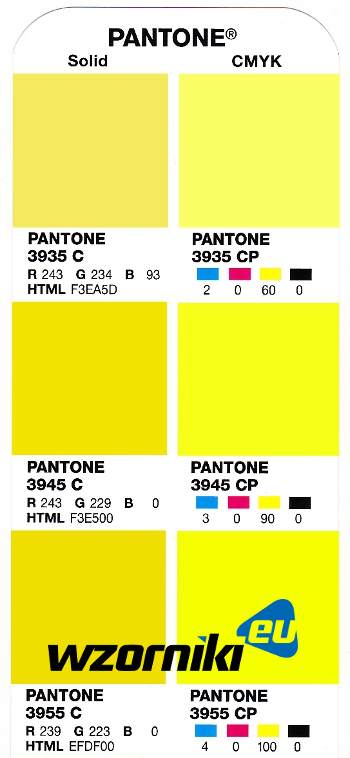 pantone Plus ColorBridge powlekany